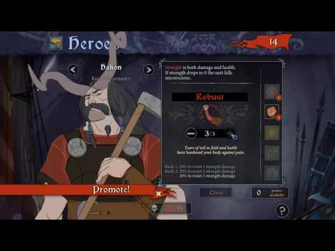 Lets Play The Banner Saga 2 With no Commentary: Part 10  