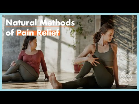 3 NATURAL METHODS FOR PAIN RELIEF