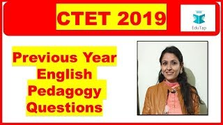 CTET PAPER 2 (TGT) WITH ANSWERS & SOLUTIONS , CTET OLD