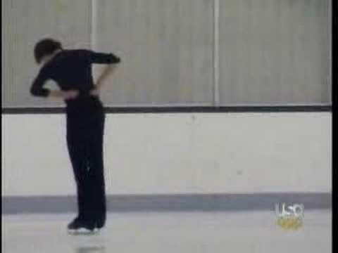 "Evan Lysacek vs. Johnny Weir: ""Showdown"""