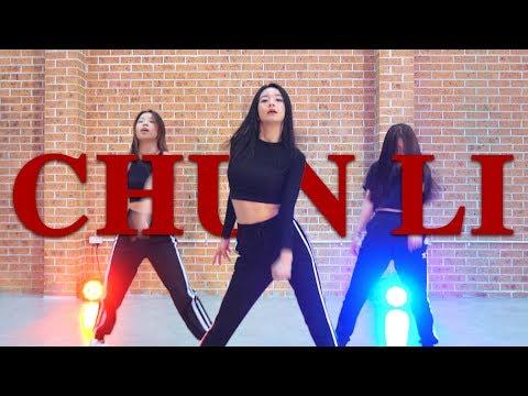 Nicki Minaj - Chun Li   iMISS CHOREOGRAPHY