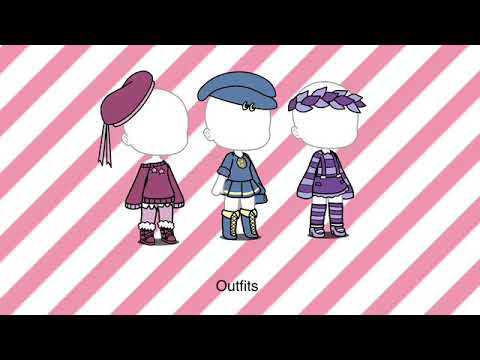 Outfit Ideas Gacha Outfit Ideas Girls