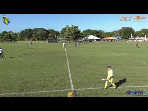 Rugby Barbados World 7's Tournament Day 2