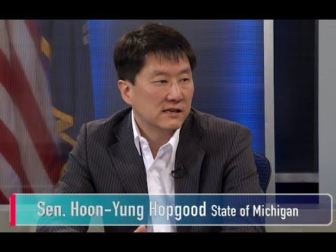 Sen. Hoon-Yung Hopgood Interview
