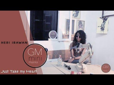 Just Take My Heart - Mr. Big ( Cover by Heri Irawan & joe mozar ) | GM mini Musika