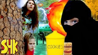 Cookie Ninja! HeroForce vs Ninja Cookie Battle!