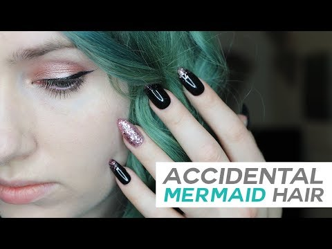 How To Get Mermaid Hair Without Really Meaning To