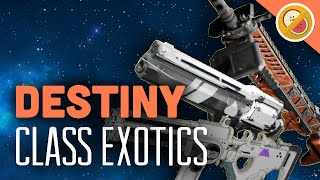 Destiny Class Exotic Weapons - The Dream Team (Funny Gaming Moments)