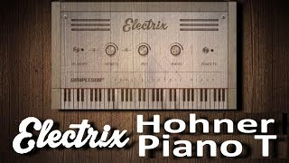 Sampleson Electrix (Hohner Electra Piano T) VST/AU plugin