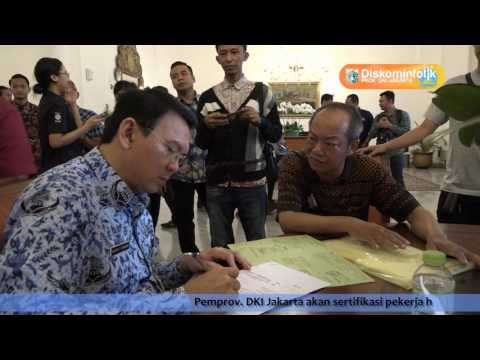 02 Mei 2017 Gub Basuki T. Purnama Menerima Pengaduan Warga