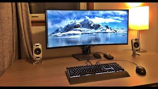 5 Best Curved Gaming Monitors 2018 | Best Curved Gaming Monitors Reviews | Top 5 Curved Gaming
