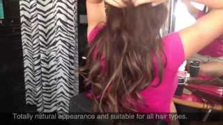 Introducing MicroTape Hair Extensions by Hot Stuff Beauty Thumbnail