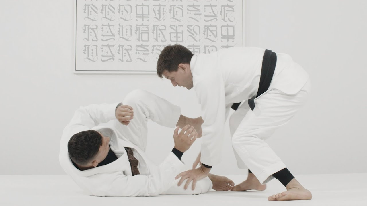 Drill Session: Speed Pass by Rafael Mendes | Art of Jiu Jitsu