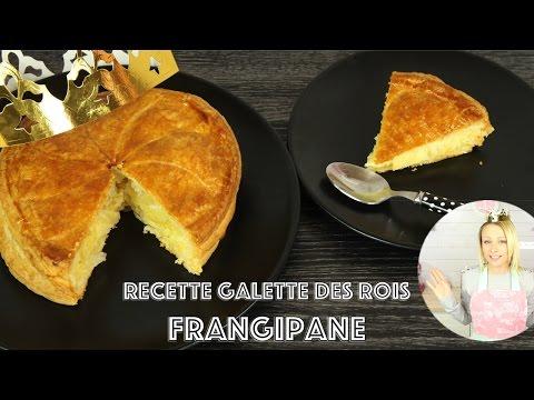 ♡•-recette-galette-des-rois-frangipane-|-pÂte-feuilletÉe-maison-rapide-•♡