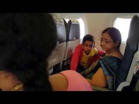 Bangalore to coimbatore flight Air Costa