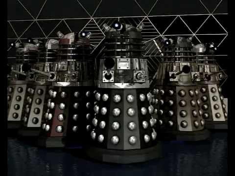 Dalek Supreme Council