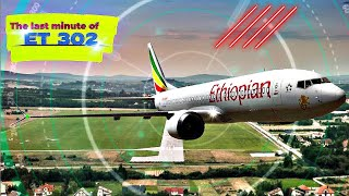 Ethiopian airlines ET302: How pilots struggled to save the plane