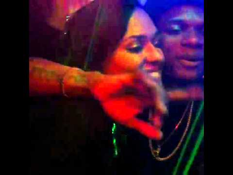 is wizkid dating tania omotayo
