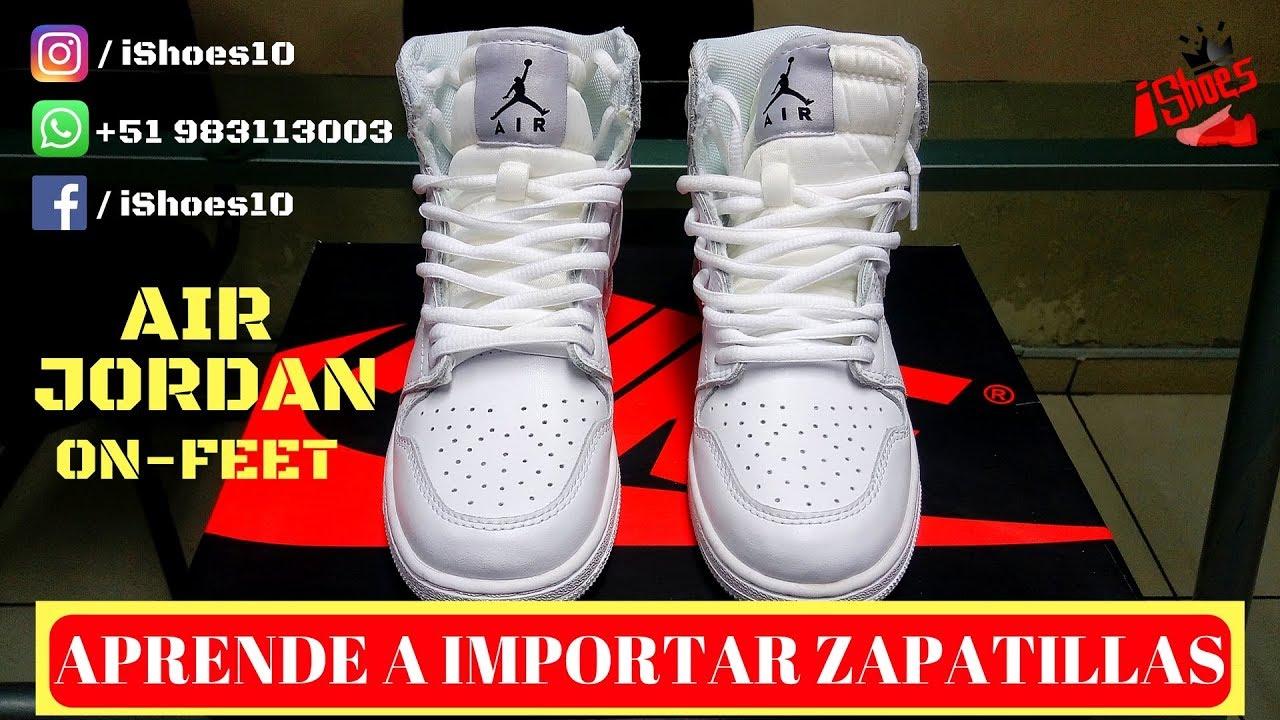 Nike Importadas De Retro JordanReview China Importar Air 1 Zapatillas yb7gYf6