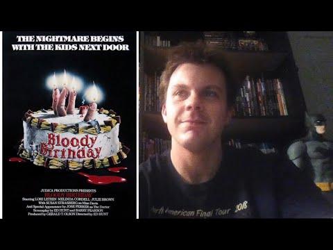 Download Bloody Birthday (1981) Slasher Movie Review