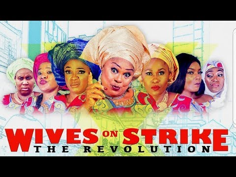 Download Omoni Oboli's WIVES ON STRIKE The Revolution is coming to the UK (MAR 9 - 11)