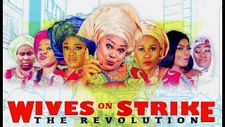 Omoni Oboli's WIVES ON STRIKE The Revolution is coming to the UK (MAR 9 - 11)
