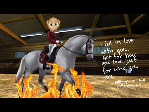 STAR STABLE IS UPDATING THE STARTER HORSES (reaction)