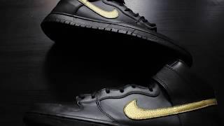 Custom Nike SB Dunk 4a46b500b