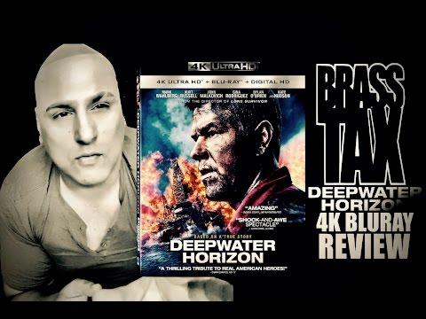 Deepwater Horizon 4K UHD Bluray Review @BrassTax