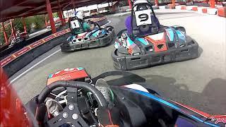 Karting Rivas - Mejores Momentos en el nuevo circuito 15-08-17