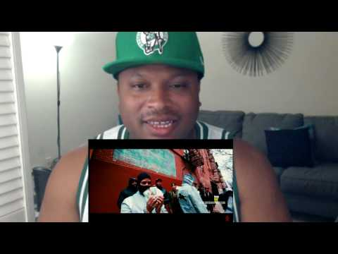 "Juelz Santana x Dave East x Bobby Shmurda x Rowdy Rebel ""Time Ticking"" Reaction"