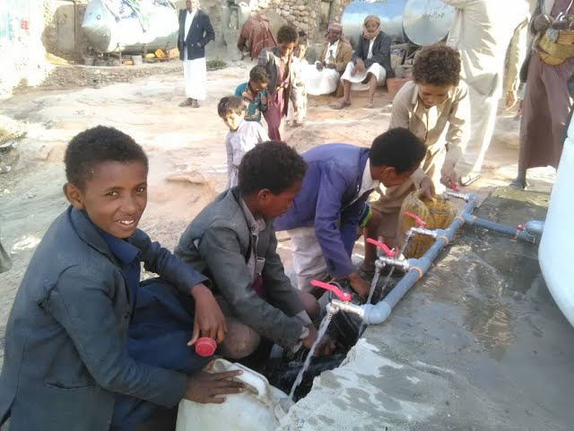SaveYemen - Yemen Needs Clean Water