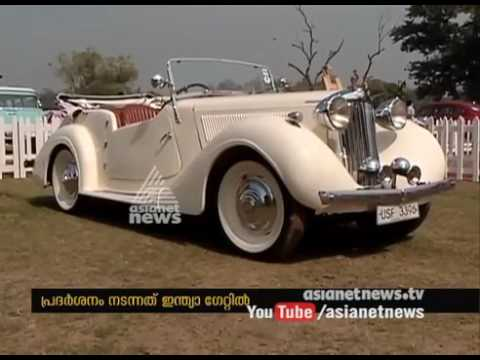 Asia net  Vintage Car Rally