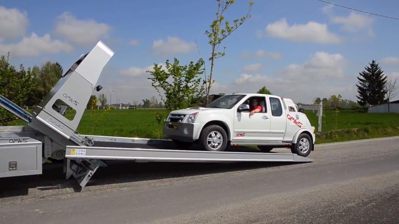 Эвакуатор тягач Mercedes Benz Sprinter 416 с прицепом на два авто .