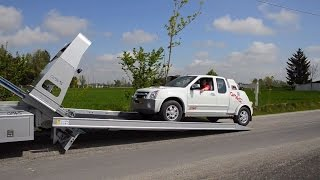 Эвакуатор Mercedes-Benz Actros-1417(Эвакуатор Mercedes-Benz Actros-1417 грузоподъемность 7.5 тонн, сдвижная платформа (съёмная), лебедка гидравлическая..., 2015-11-17T13:31:19.000Z)