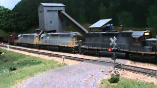 January 2012 OP Session Clinchfield Railroad