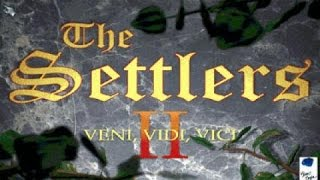 The Settlers 2 gameplay (PC Game, 1996)