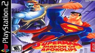 Superman: Shadow of Apokolips 100% - Full Game Walkthrough / Longplay