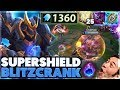 INSANE FLASH PREDICTIONS | GREATEST PRESENT EVER | SUPERSHIELD BLITZCRANK - BunnyFuFuu