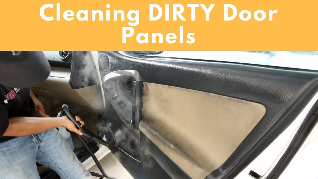 2 methods to clean interior door panels interior car cleaning tips business advice youtube. Black Bedroom Furniture Sets. Home Design Ideas