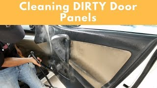 2 METHODS To Clean Interior DOOR Panels - Interior Car Cleaning Tips (Business Advice)