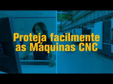 Como proteger sua Máquina CNC