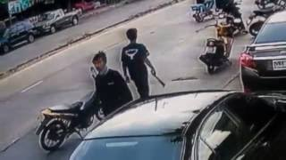 Live Gang Fight Caught In CCTV || Dangerous Live Gang Fight 2016-2017