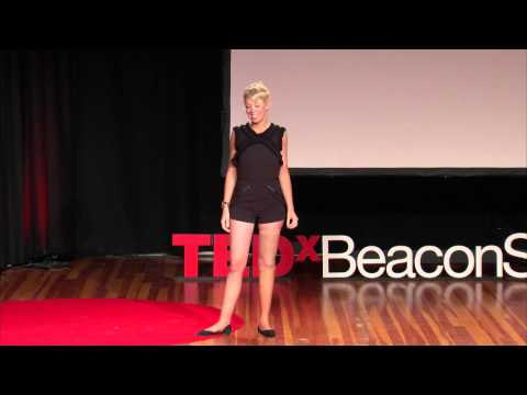What people say when they don't know what to say   Adrianne Haslet-Davis   TEDxBeaconStreet