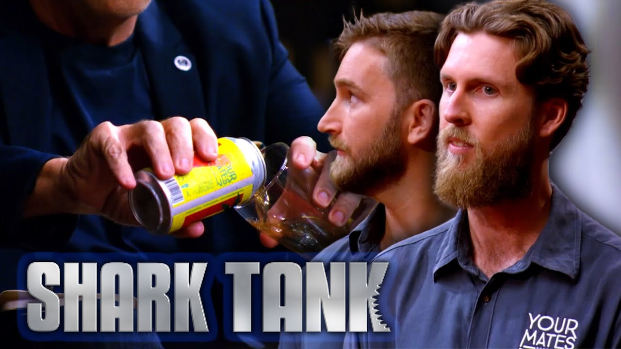 $750k for Blood, Sweat and Beers | Shark Tank AUS