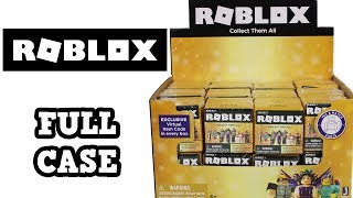 Roblox Celebrity Collection Series 1 Blind Box Full Case Unboxing Walmart Exclusive
