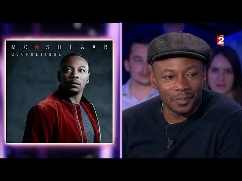 MC Solaar  On nest pas couché 11 novembre 2017 #ONPC