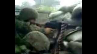 აგვისტოს ომი 2008 (სროლები) / Agvistos omi /война в августе 2008