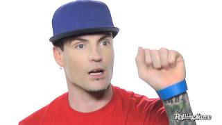 Vanilla Ice On being stalked by a Satanist