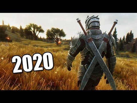 10 НОВЫХ ИГР В ОТКРЫТОМ МИРЕ 2020 ГОДА